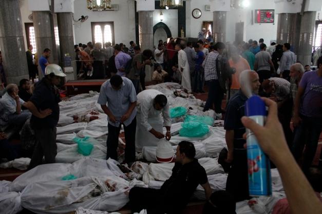 Vendredi 16 août 2013 / Les événements en Egypte après le coup d'état militaire